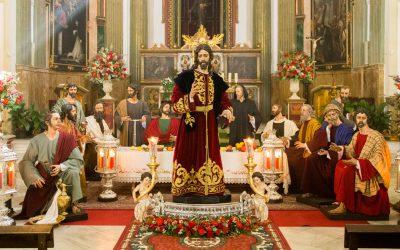 Crónica del XX Aniversario de la Santa Cena