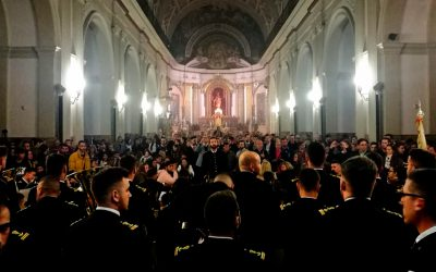 Nueva marcha: 'In Coena Domini'