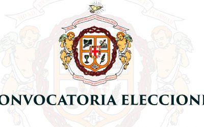 Convocatoria para la Asamblea de Elecciones