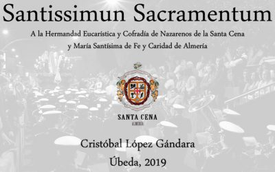 'Santissimun Sacramentum': Nueva marcha para cornetas y tambores