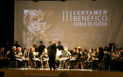 Crónica, vídeos y galería del III Certamen 'Ciudad de Viator – La Música de la Cena'