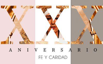 XXX Aniversario de María Santísima de Fe y Caridad