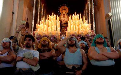 Mi Domingo de Ramos, por N.H.D. Adrián Flores Sánchez