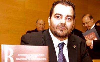 El Rvdo. Dr. D. Jesús Ginés García Aiz, exaltador de la Eucaristía 2020