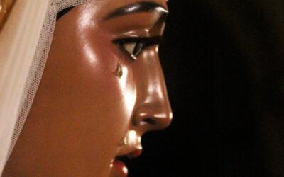 La Virgen de Fe y Caridad, para la festividad de la Purísima 2020