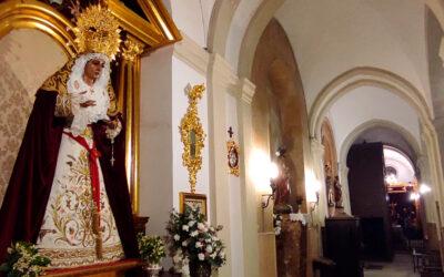 Nuestros titulares y capillas, preparadas para el Domingo de Ramos 2021