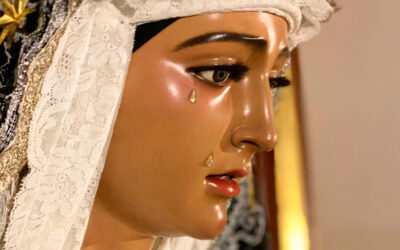 El luto de María Santísima de Fe y Caridad por noviembre de 2021
